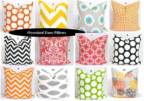 Large Pillow Shams by Large Pillows Shams 26x26 Inch Designer European By
