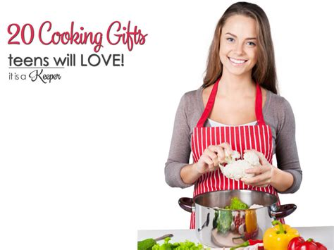 cooking gifts for best cooking gifts for teenagers it is a keeper