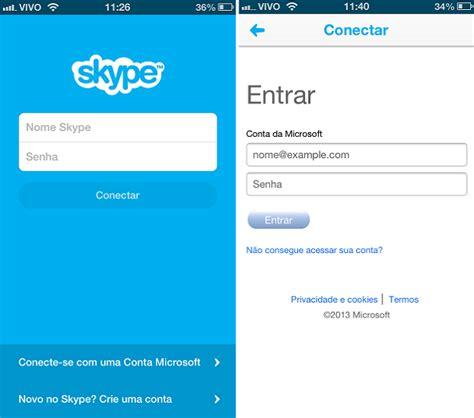 layout tela de login html como usar o skype no celular melhor do planeta