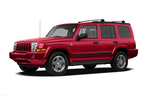 2010 Jeep Commander Price Photos Reviews Features