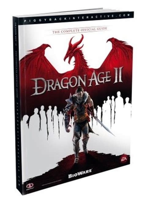 dragon age 2 walkthrough gamefront dragon age ii the complete official guide by piggyback