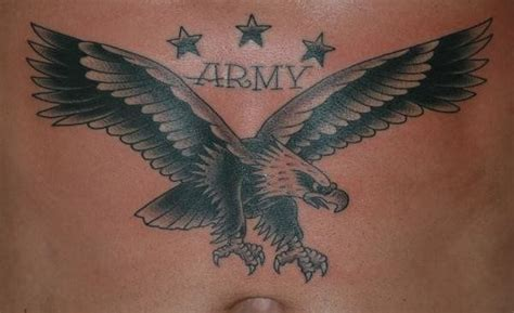 eagle tattoo navy 31 best military tattoos images on pinterest army