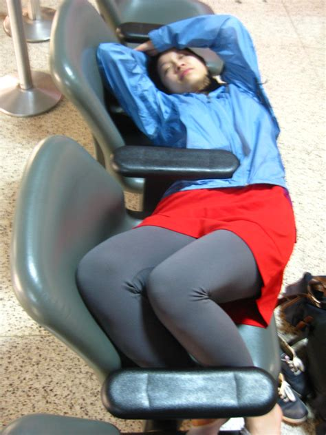 ways  sleep   san juan airport diary