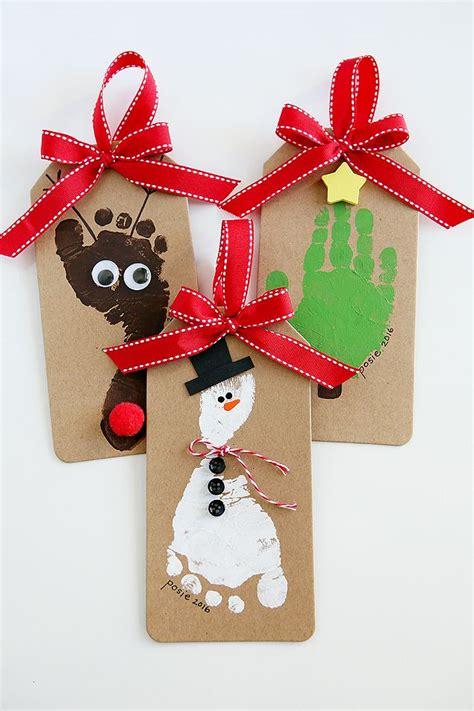 christmas ornament project for pre k footprint ornaments eighteen25 bloglovin