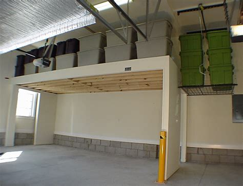 Loft Garage by Garage Storage And Organization Nashville Tennessee