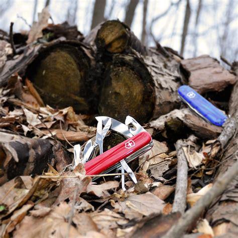 victorinox swiss army climber pocket knife