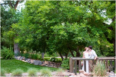 Colorado Wedding Photographer Littleton Wedding Chatfield Botanic Gardens