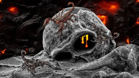 skull wallpaper abyss skull wallpaper and background image 1920x1079 id 498531