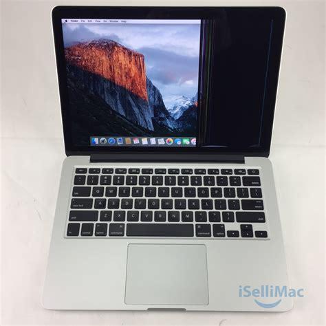 Macbook Pro 8gb apple 2013 macbook pro retina 13 quot 2 6ghz i5 256gb ssd 8gb