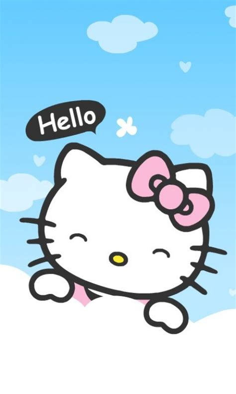 wallpaper hello kitty apps free cute hello kitty imagaes live wallpaper apk download