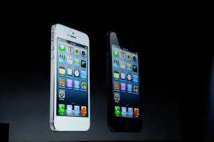 apple iphone 5 announced