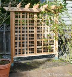 diy trellis plans arbors pergolas and trellises oh my indianapolis