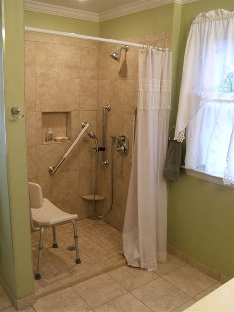 Handicap Accessible Bathroom Waldorf Handicapped Bathroom Showers