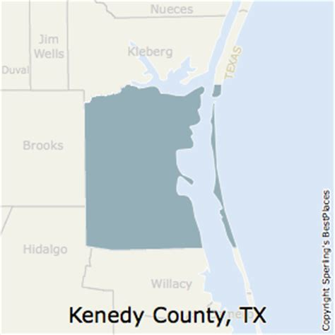 kennedy texas map best places to live in kenedy county texas