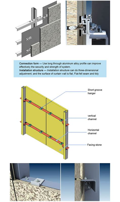 stone curtain wall new products popular stone curtain wall prance