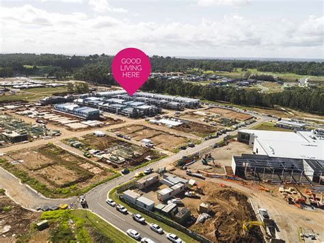 sold property sold price  leppington  proposed road