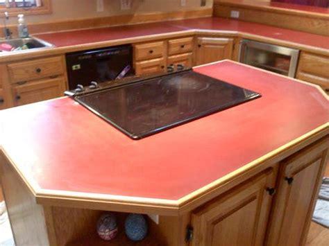 Laminate Countertops With Wood Trim by Fantastikresurfacing Photo Gallery