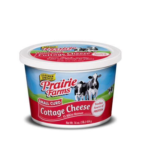 Farmers Cottage Cheese by Cottage Cheese Archives Welcome To Prairie Farms