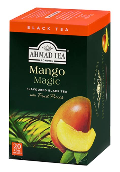 Teh Hijau Ahmad menjual teh hijau green tea ahmad tea