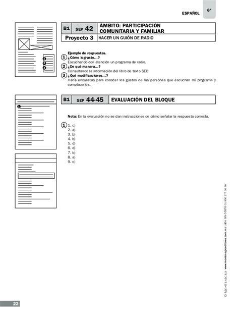 mda 5 grado mda 5 grado 2015 contestado montenegro editores p 225 ginas