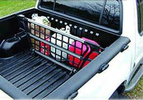 How To Install Cargo Management System Truck Cargo Gate Loading Zone Cargo Gate Truck Bed Divider