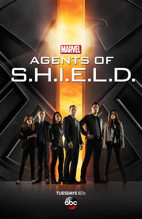 e l image agents of s h i e l d season 1 poster jpg