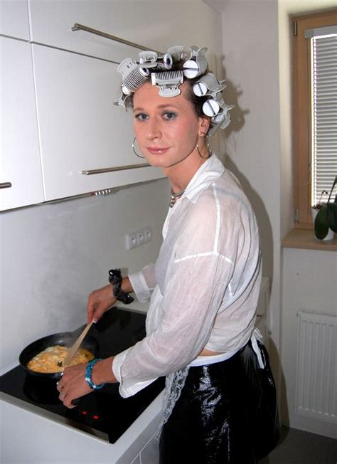 sissy maid in hair rollers 17 best images about sissy housework on pinterest maid