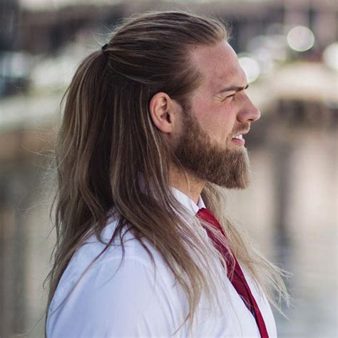 hairstyle ideas for guys with long hair men with long hair 2017 men s hairstyles haircuts 2017