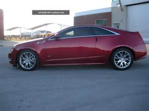 2 Door Cadillacs 2012 Cadillac Cts Coupe 2 Door Premium Collection Touring