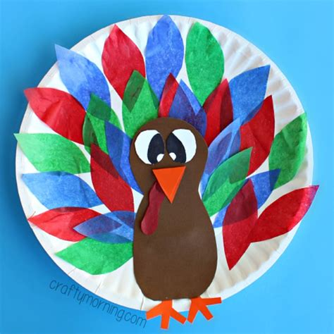 How To Make Turkeys Out Of Paper Plates - the 11 best turkey crafts for