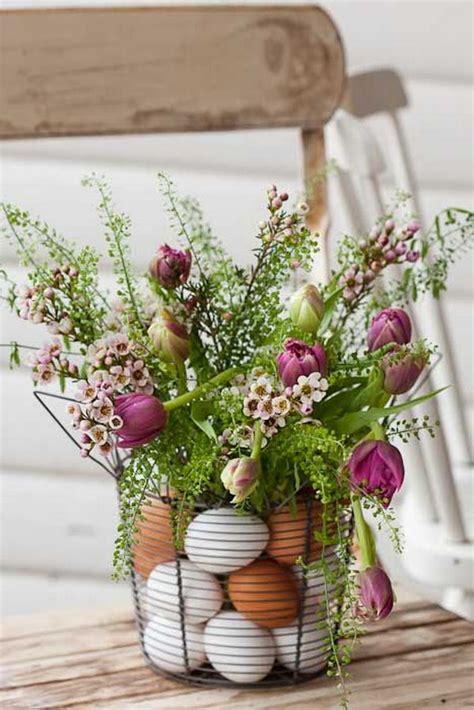 spring flower arrangement ideas creative easter party ideas hative
