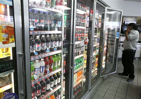 Gas Station Detox Drinks by San Francisco Is Trying To Impose A Tax On Soda Again