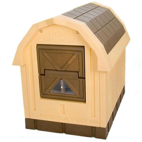 asl insulated dog house asl solutions insulated dog palace choose your color sam s club