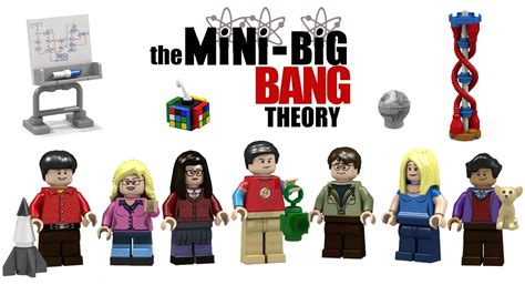 big bang theory lego ideas lego ideas 9 and 10 big bang theory and birds slashgear