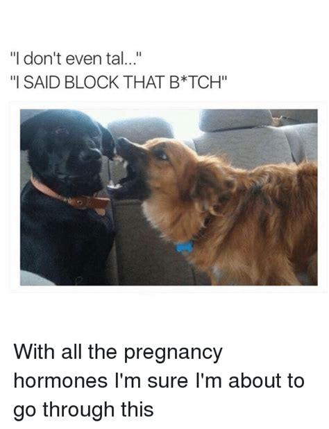 Pregnancy Hormones Meme - 25 best memes about pregnancy hormone pregnancy hormone