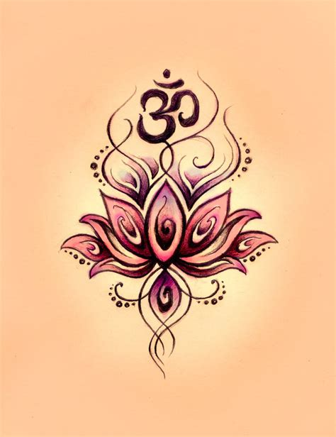 lotus tattoo meaning hinduism 55 beautiful hinduism tattoo designs styles picsmine