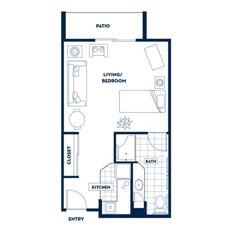 studio floor plans 400 sq ft senior apartments new mexico fairwinds rio rancho