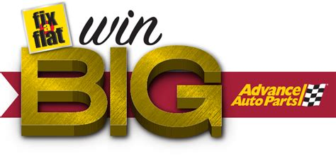Big Win Sweepstakes - win a 2 500 cash card on fix a flat win big sweepstakes contestbank