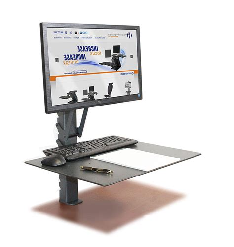 sit stand desk reviews sit and stand computer desk ergonomic sit stand computer