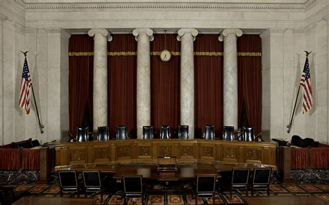 Supreme Court Room by What Can I See And Do