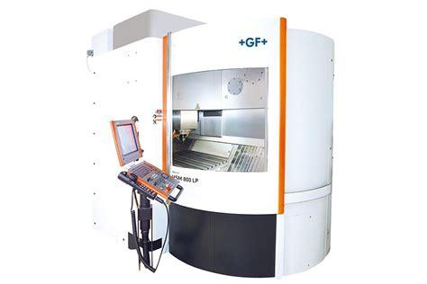 Nori 200 300 Mikron 3 mikron hsm 800 lp gf machining solutions machinery