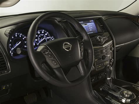 2017 nissan armada interior 2017 nissan armada price photos reviews safety