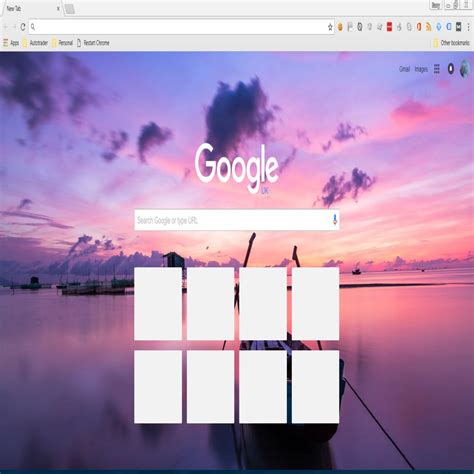 chrome themes how to change how to change google chrome theme with your own picture