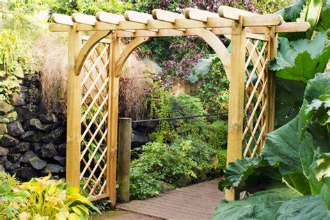 S Garden Arch Forest Garden Arches