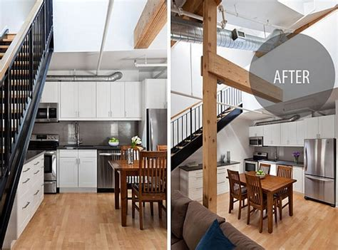 What Won A Penthouse Loft by Penthouse Loft Makeover A Blend Of Rustic And Modern
