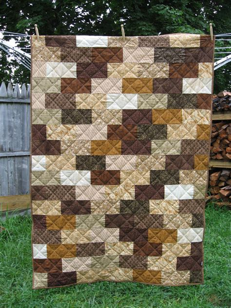 Brick Quilt Pattern Free by The Brick Wall Quilt Pattern Bluestripedroom