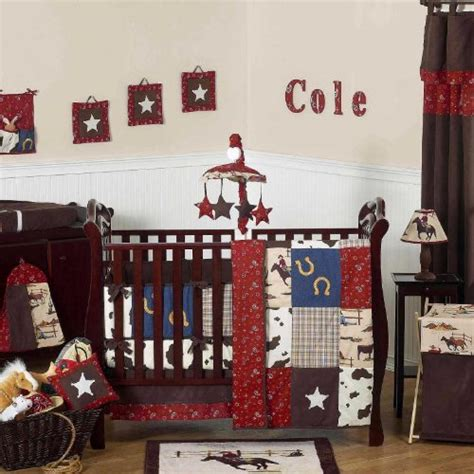 Western Baby Crib Sets How To Put A Crib Bumper On Home Improvement