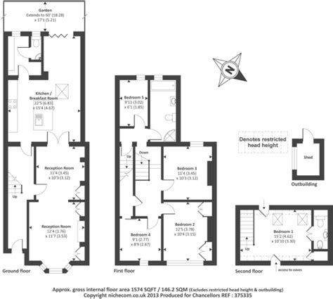 terraced house floor plans pics for gt terraced house plan