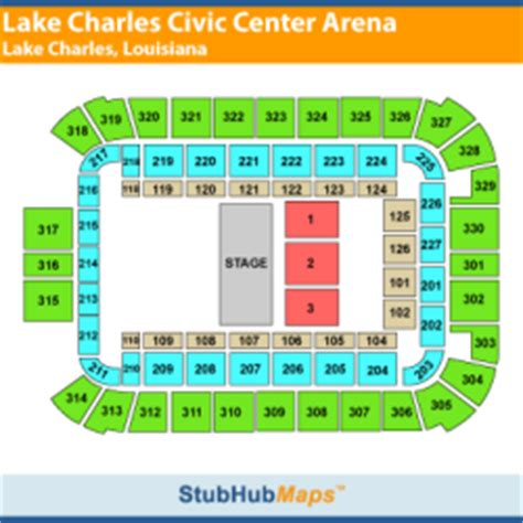 Lake Charles Civic Center Box Office lake charles civic center events and concerts in lake