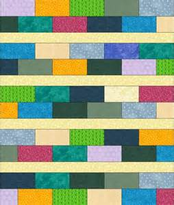 10 best images about quilts brick pattern on
